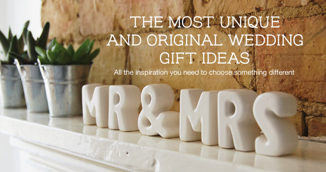 The Wedding Gift List - Wedding Advice -