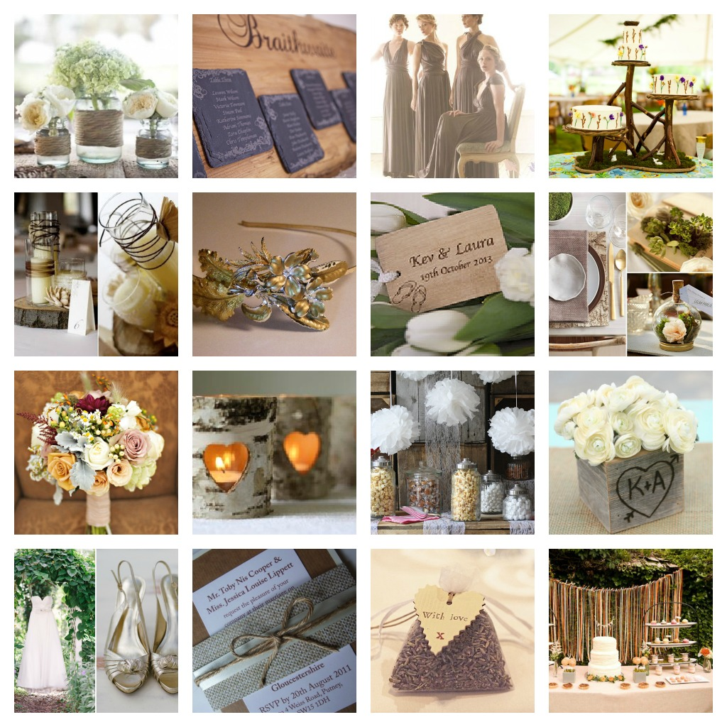 Wedding Ideas And Inspirations: Inspiration Board