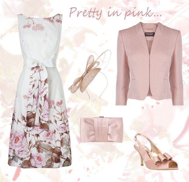 Blogger Wedding Guest Outfit Competition