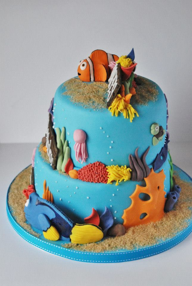 Birthday Cake- Finding Nemo