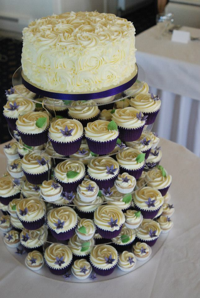 Wedding- Cupcake Tower