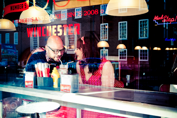 60s inspired Engagement Photo Shoot _ Helen Rushton Photography-1011