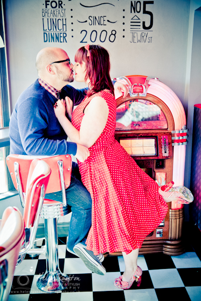 60s inspired Engagement Photo Shoot _ Helen Rushton Photography-1051