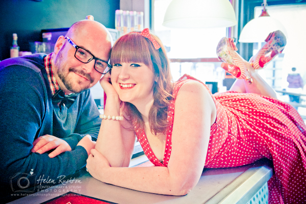 60s inspired Engagement Photo Shoot _ Helen Rushton Photography-1087
