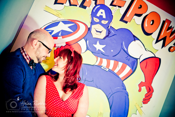 60s inspired Engagement Photo Shoot _ Helen Rushton Photography-1098