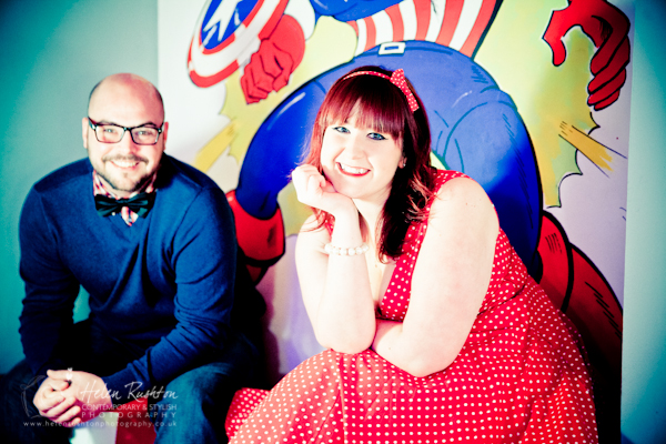 60s inspired Engagement Photo Shoot _ Helen Rushton Photography-1111