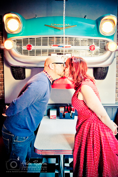 60s inspired Engagement Photo Shoot _ Helen Rushton Photography-1128