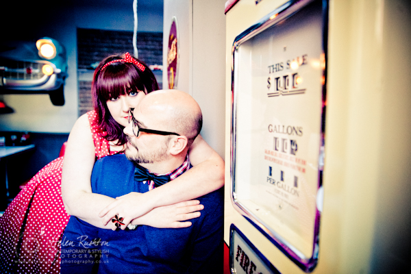 60s inspired Engagement Photo Shoot _ Helen Rushton Photography-1137