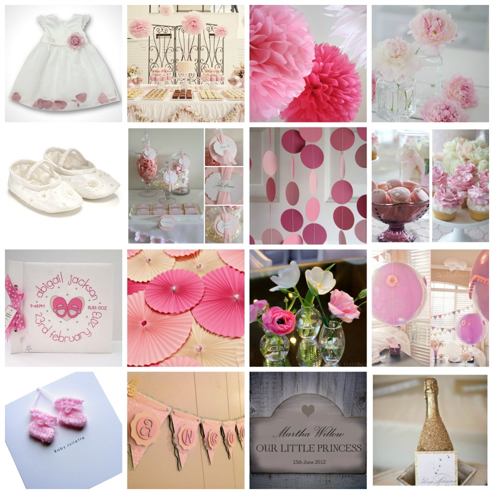 Pretty in Pink Party – Styling Ideas for a Little Girls Birthday or ...