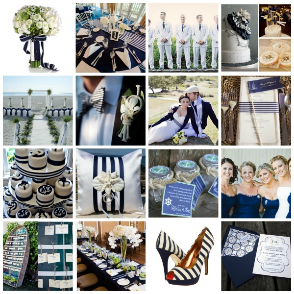Nautical Wedding Ideas Pictures: Styling And Ideas For A Nautical
