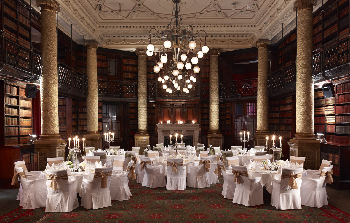 One whitehall place a jewel in london 39 s crown wedding for Small private wedding venues