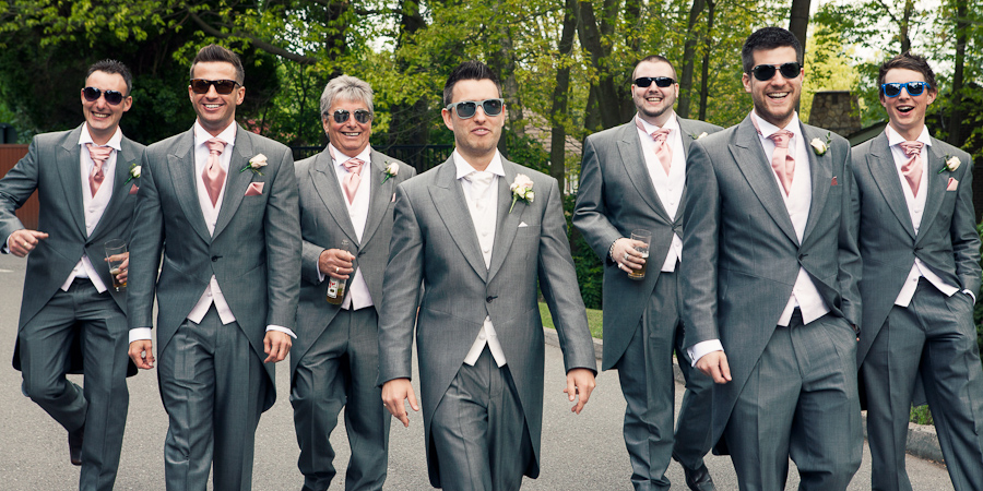 A Groom\'s Guide – The Big Day and Preparations