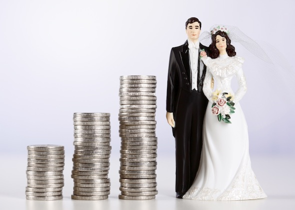 Taking a look at Finance - How to afford the Wedding of your Dreams