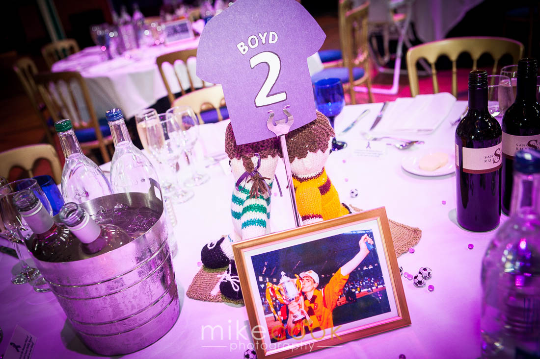 For The Love Of The Game Football Inspired Glasgow Wedding At Oran Mor