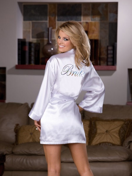 Going Undercover...Bridal Lingerie for the wedding night.