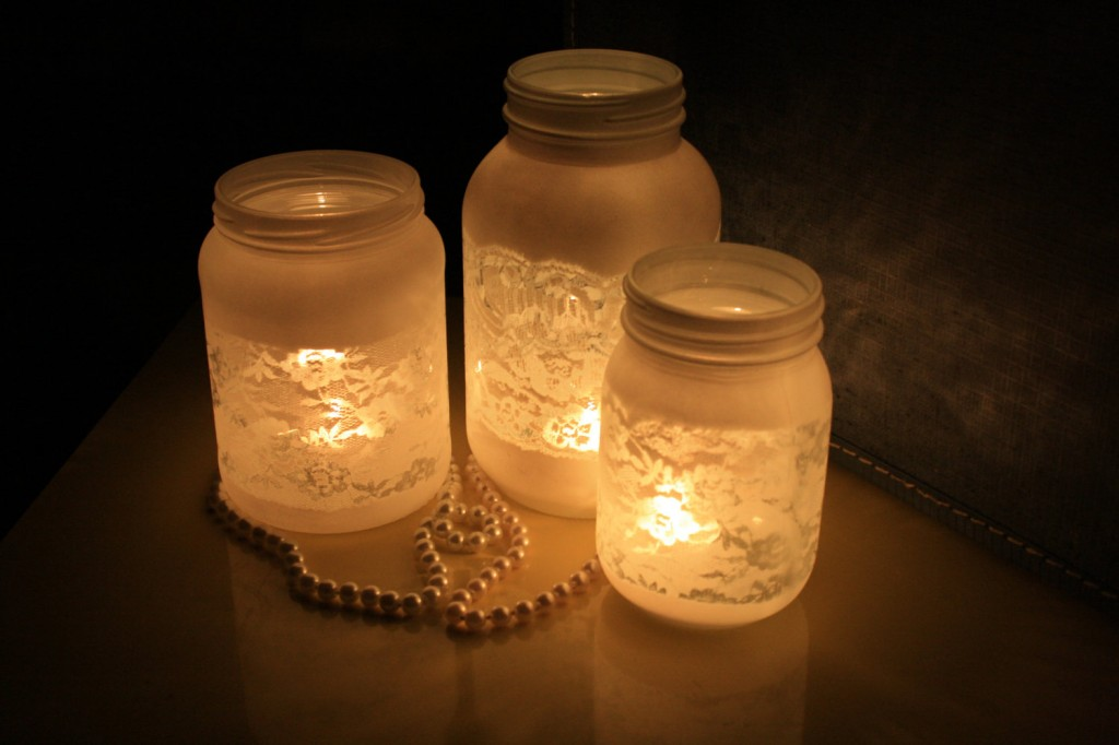 Tea Light Jars