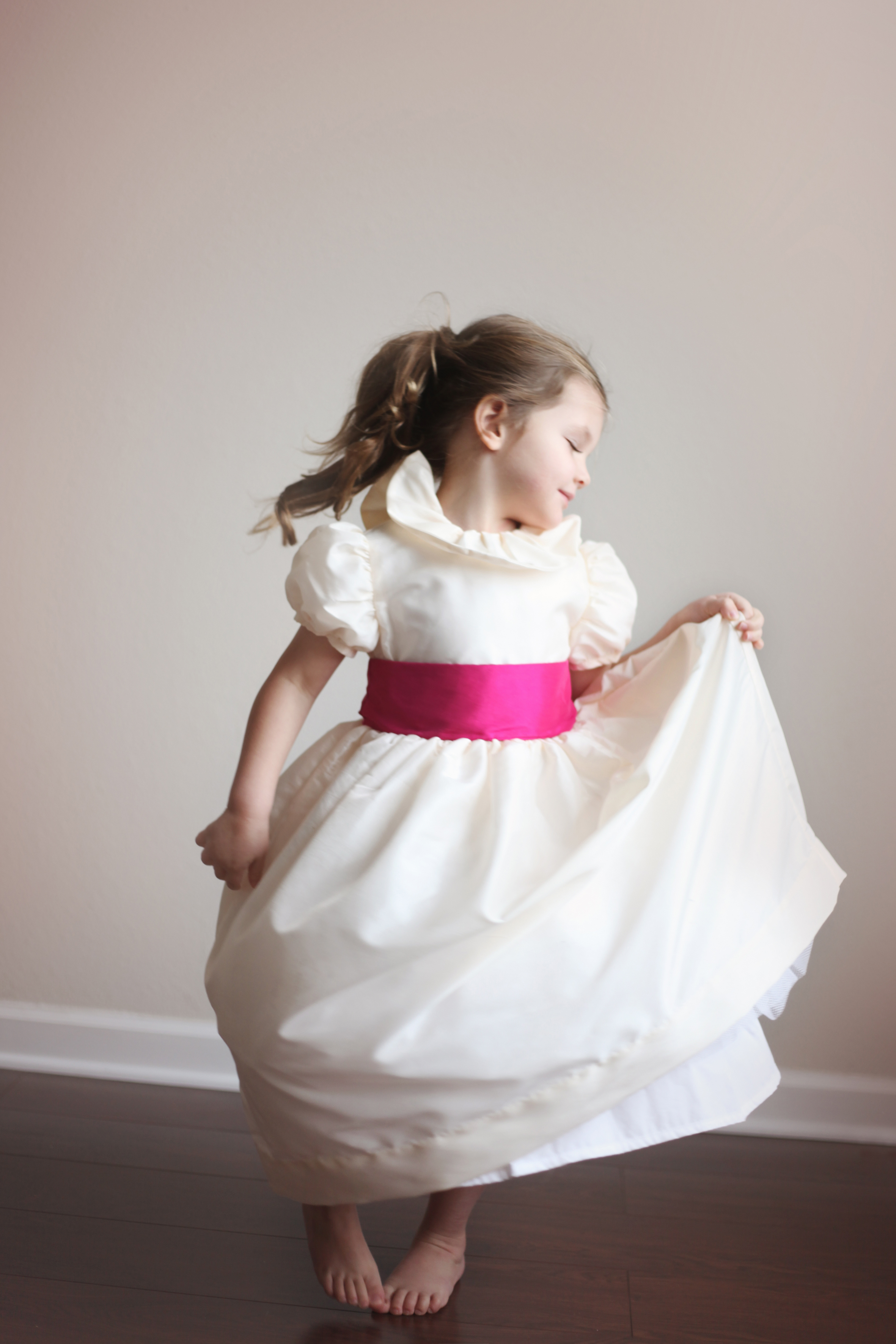 86af015c2 Little Eglantine - 2014 Collection Flowergirl Dresses - French Haute  Couture for Little Ones