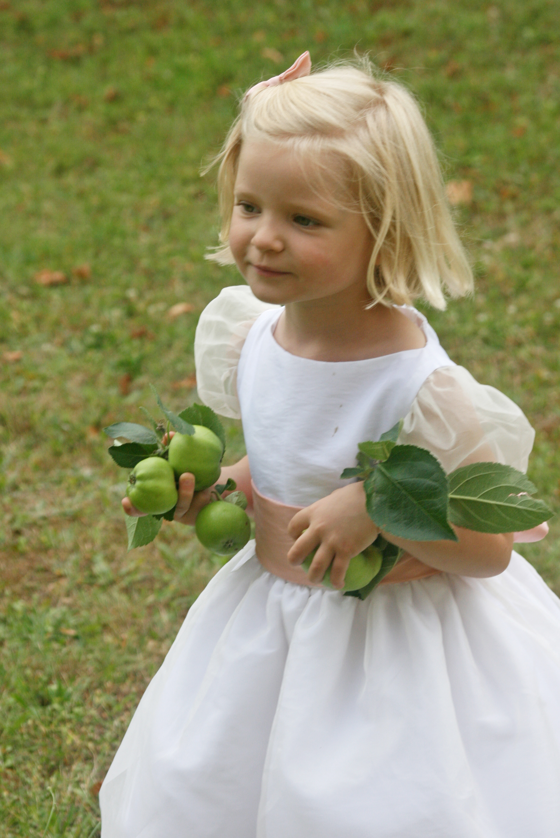 Little Eglantine 2014 Collection Flowergirl Dresses French Haute