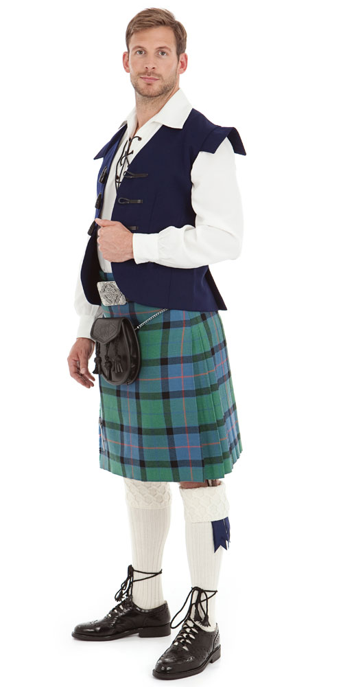 Choosing a Kilt Outfit - Advice and Top Tips