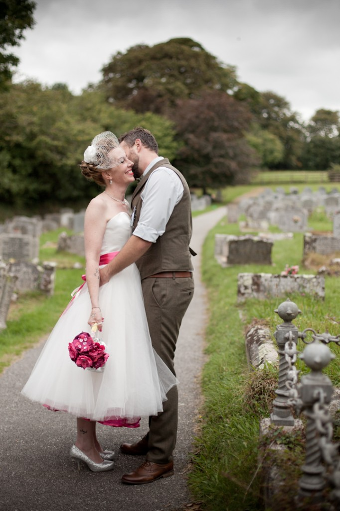 Intimate Handmade Wedding, Ashley Hampson Photography, Bride and Groom embrace