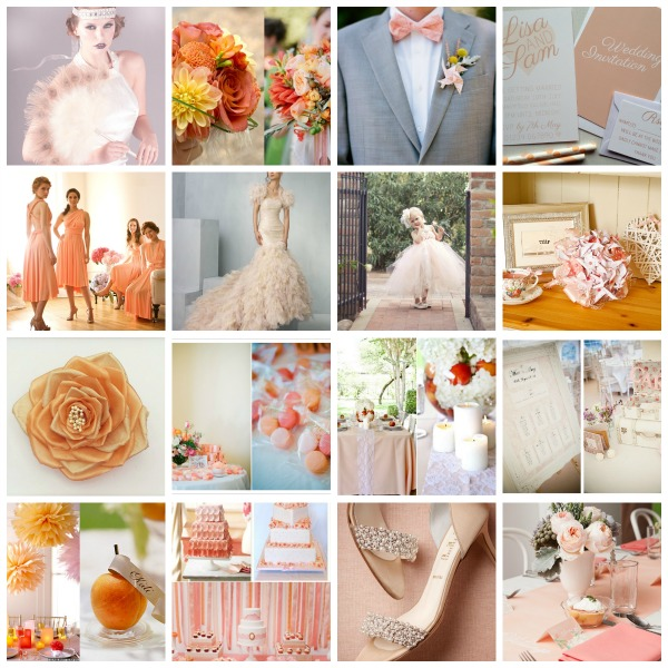 A Year Of Creativity Plans And Presents Moodboards For Weddings