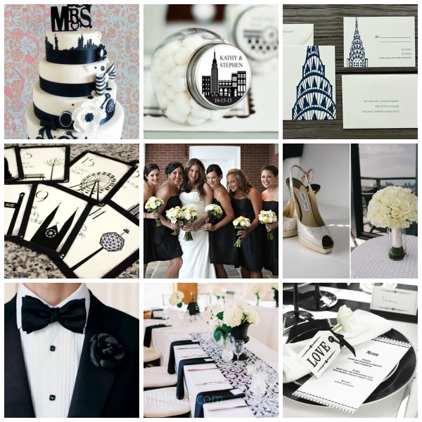 new york wedding theme  ,new york theme wedding styling, new york wedding moodboard, new york theme wedding ideas