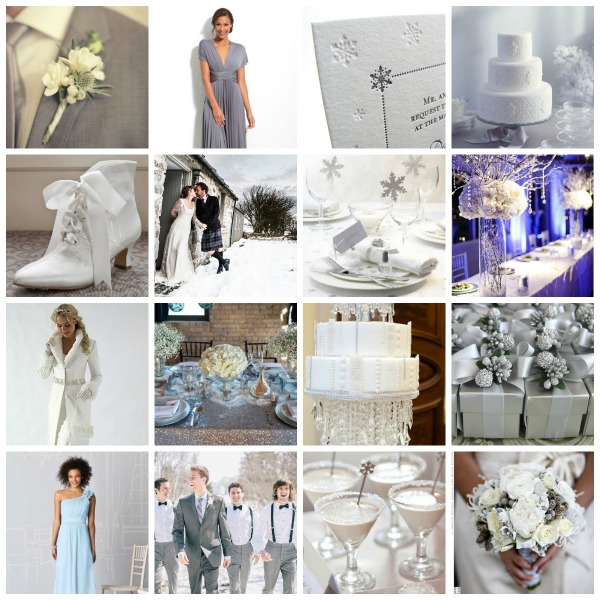 winter wedding theme, winter wedding styling, winter wedding moodboard, winter wedding ideas