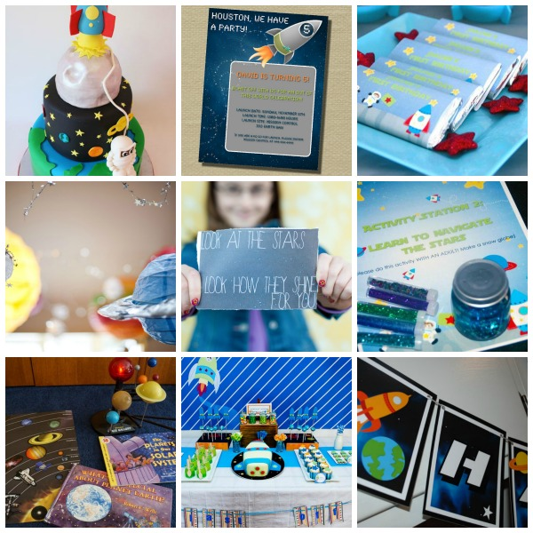 star party, childrens star party styling, childrens star party theme, childrens star party moodboard, childrens star party theme ideas