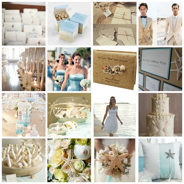 beach wedding theme, beach wedding styling, beach wedding moodboard, beach wedding ideas