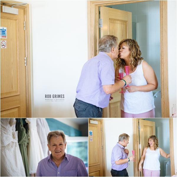 bride, father of the bride, rob grimes photography