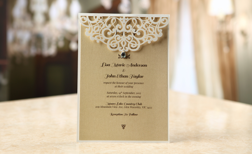 Choosing your ideal Wedding Invitations