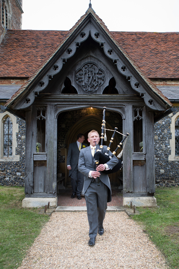 Hayley Ruth Photography, wedding piper