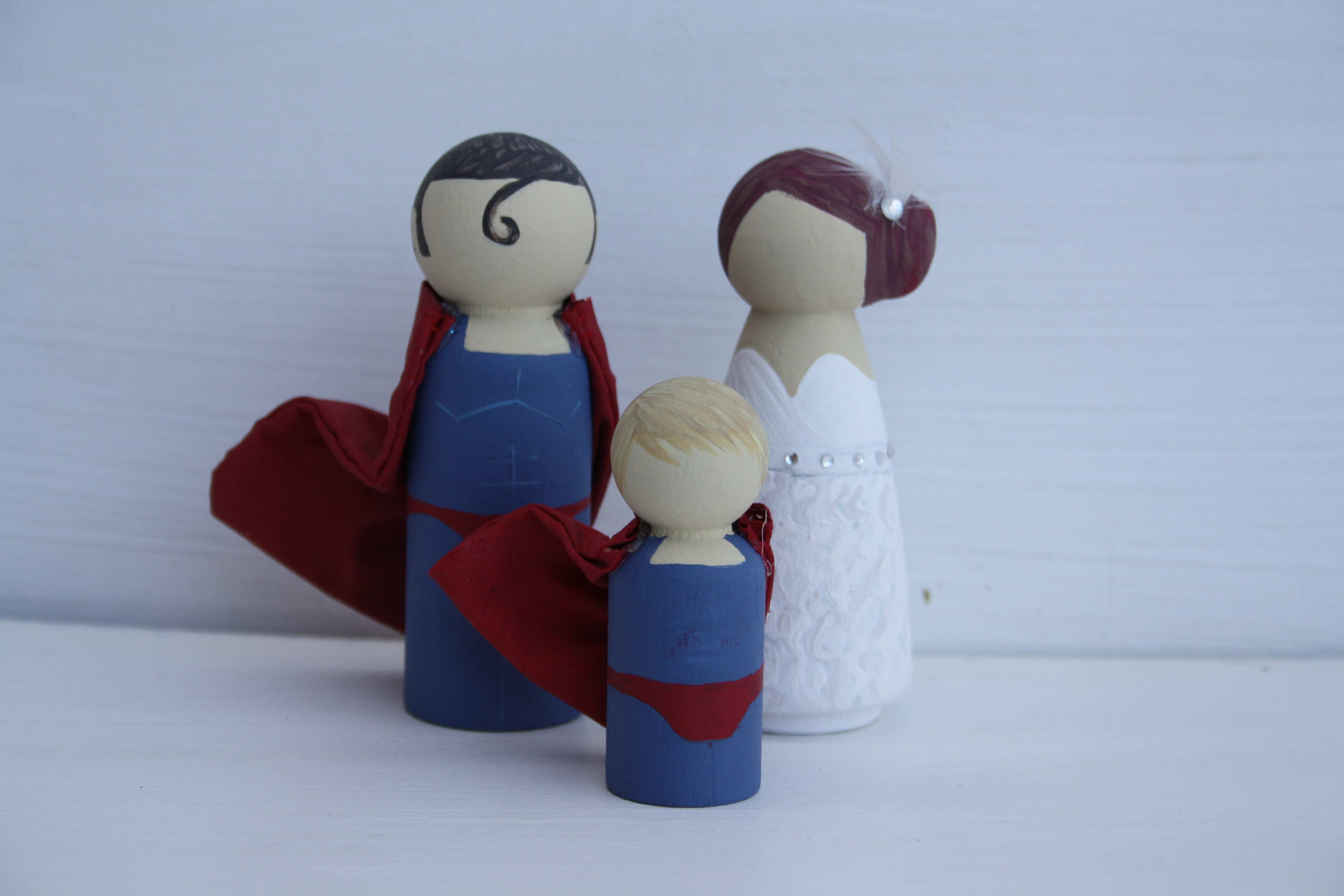 Loveliness from Lotty Lollipop - Hand Painted Peg Doll ...