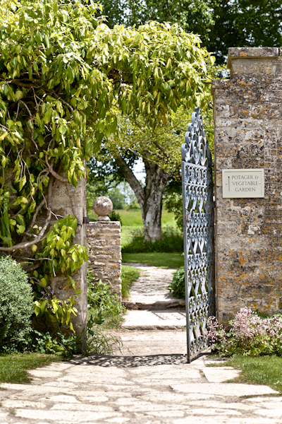 Karen Massey Photography, barnsley house, vegetable garden