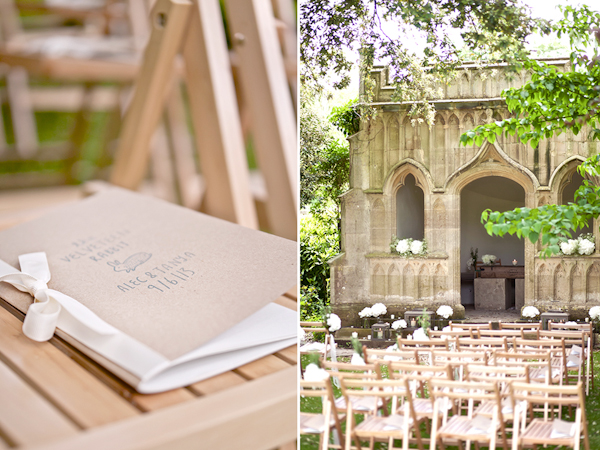 Karen Massey Photography, wedding order of the day