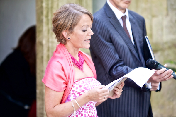 Karen Massey Photography, wedding ceremony, wedding reading
