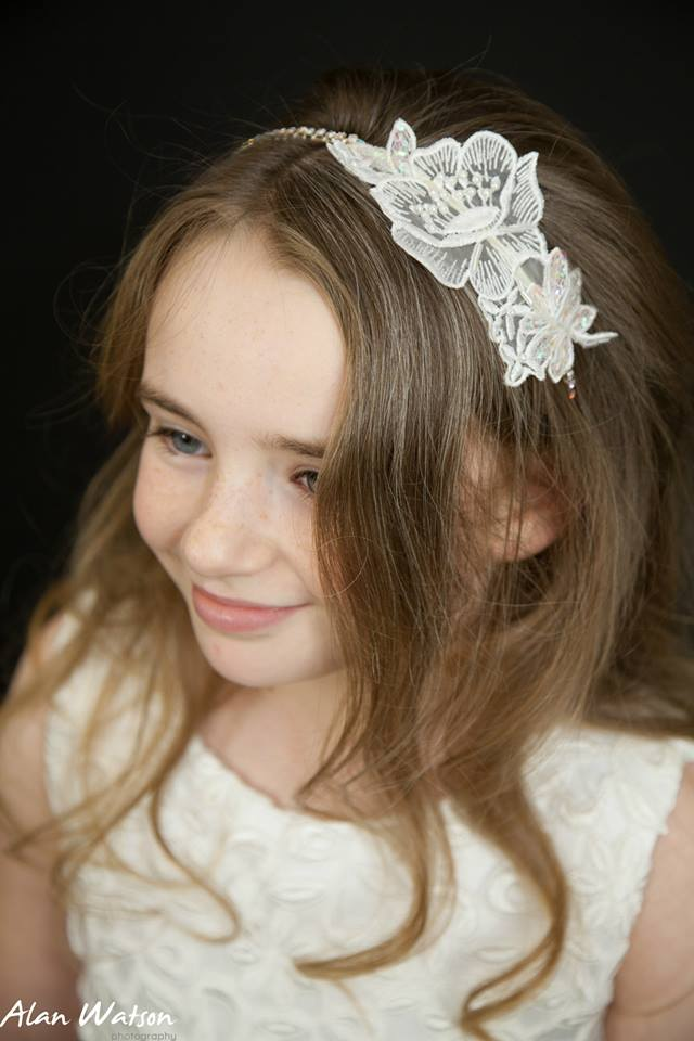 Hope Collection Childrens Accessories Wedding First Communion