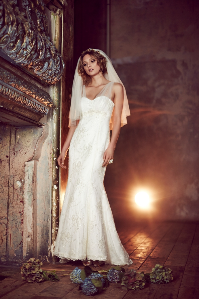 The 8 bridal collection high street couture from phase for Phase eight wedding dresses