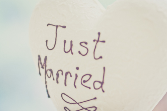 mark pugh photography,just married balloon