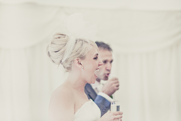 mark pugh photography, bride and groom at reception