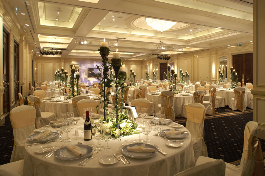 Ballroom, millenium hotel london mayfair, wedding venue
