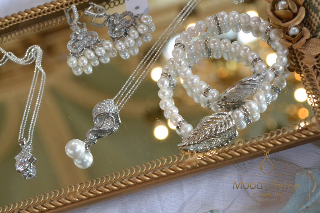 Bridal jewellery , moodswing couture london