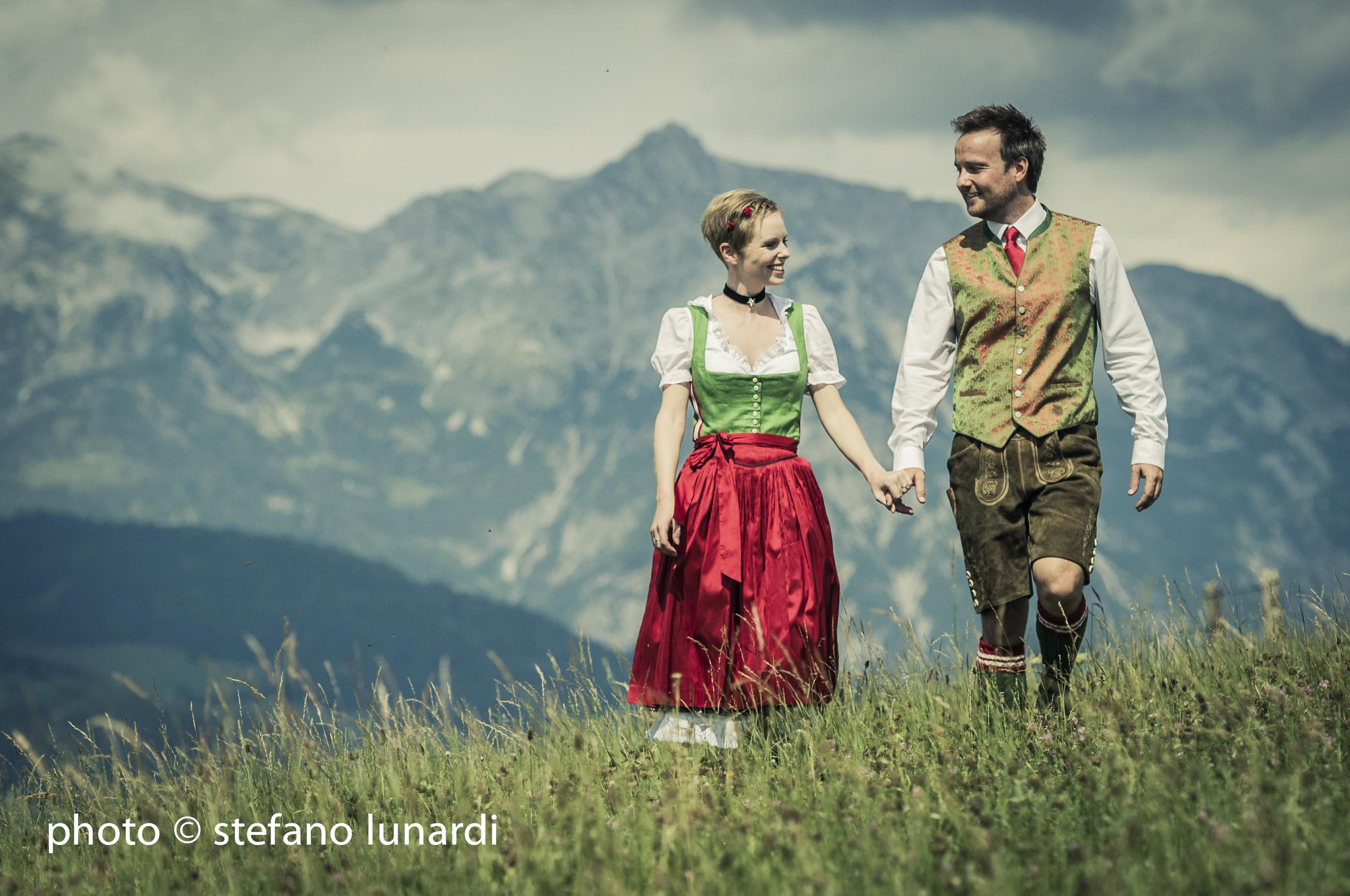 The Hills Are Alive With Sound Of Love An Austrian Wedding 2 People 1 Life