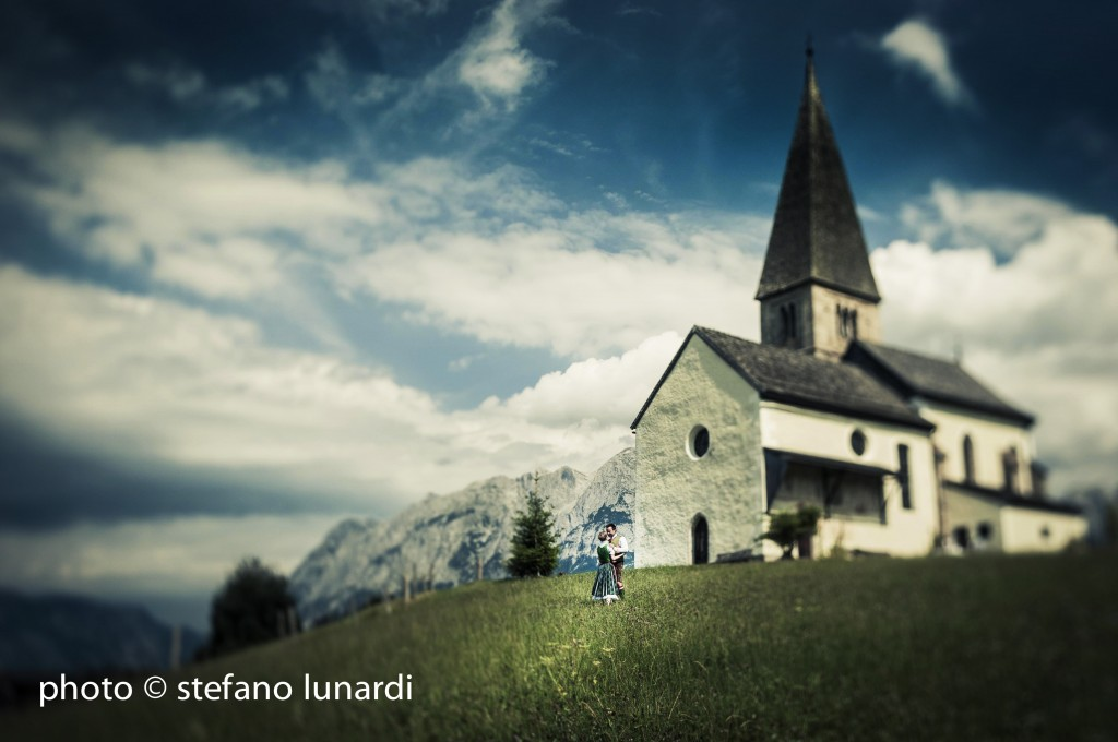 austrian church, stefano lunardi photo, 2 people 1 life