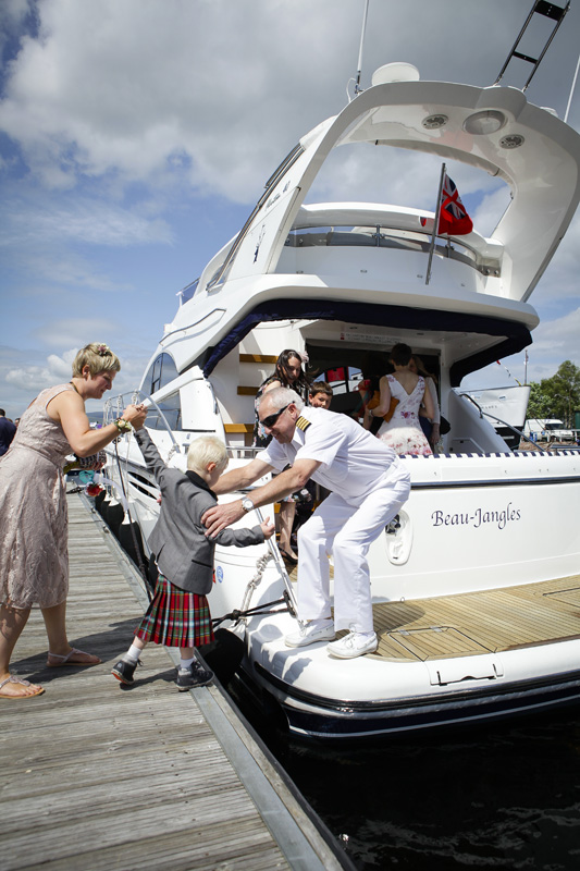 loch lomond yacht transfers, the beaujangles, wedding transport, silver photography