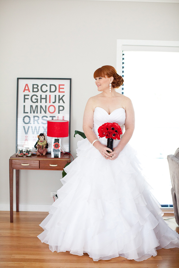 lego wedding, lego themed wedding, gemma clarke photography, sydney wedding photographer, red floral bouquet, wahroonga flower shoppe sydney, Dress – Spurling Bridal/Jean Fox Parramatta