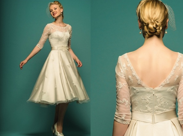 A Wedding Dress to suit your shape - A spotlight on Heritage Brides