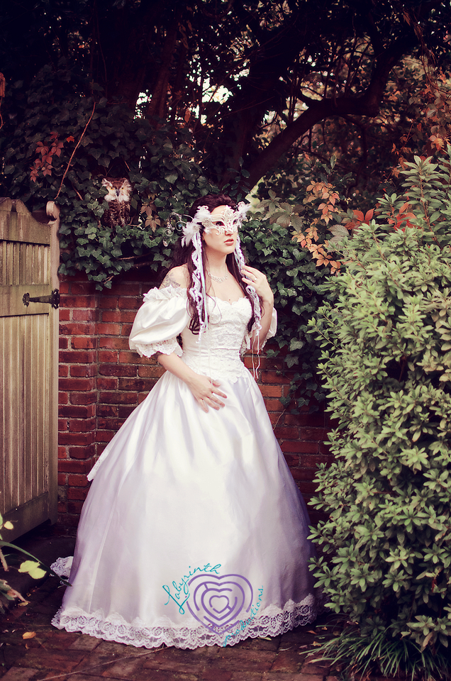 A Fantastical And Whimsical Labyrinth Inspired Wedding Styled Shoot