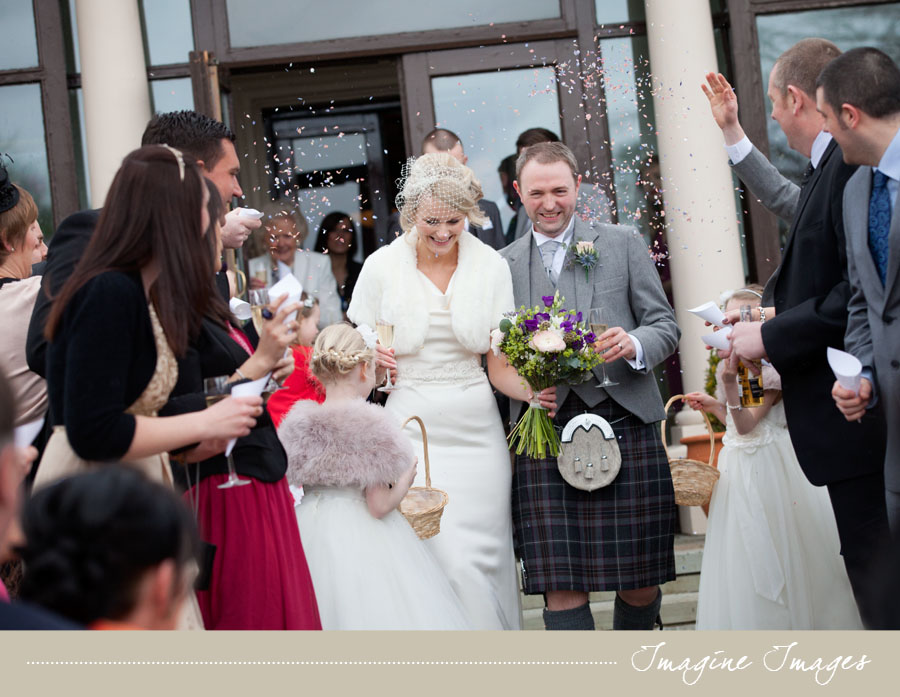 confetti shot, imagine images, lochgreen house