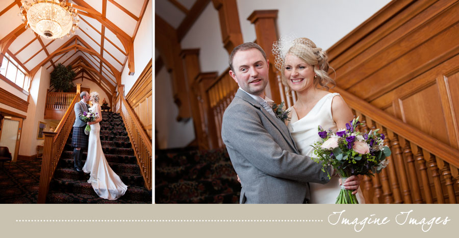 lochgreen house, imagine images, bride and groomA beautiful Ayrshire Wedding at Lochgreen House - Images by Imagine Images - http://www.imaginecollections.com/